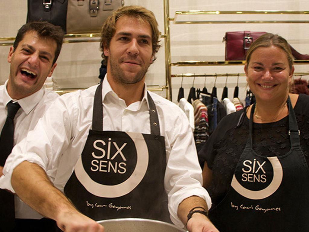 Resultado de imagen de sixsens catering